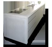 keukenblad beton